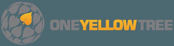 One Yellow Tree Retina Logo