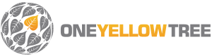 One Yellow Tree Logo